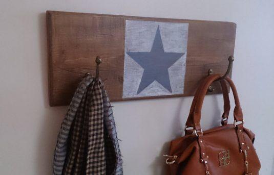 DIY Ρουστίκ έργα από ξύλο14