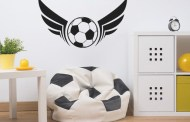 Ιδέες διακόσμησης για ποδοσφαιρόφιλους