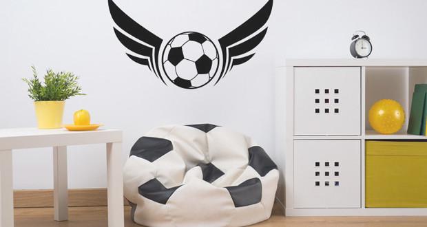 Ιδέες διακόσμησης για ποδοσφαιρόφιλους1