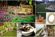 Φανταστικές Bamboo κατασκευές για το σπίτι σας και την αυλή σας που δεν πρέπει να χάσετε