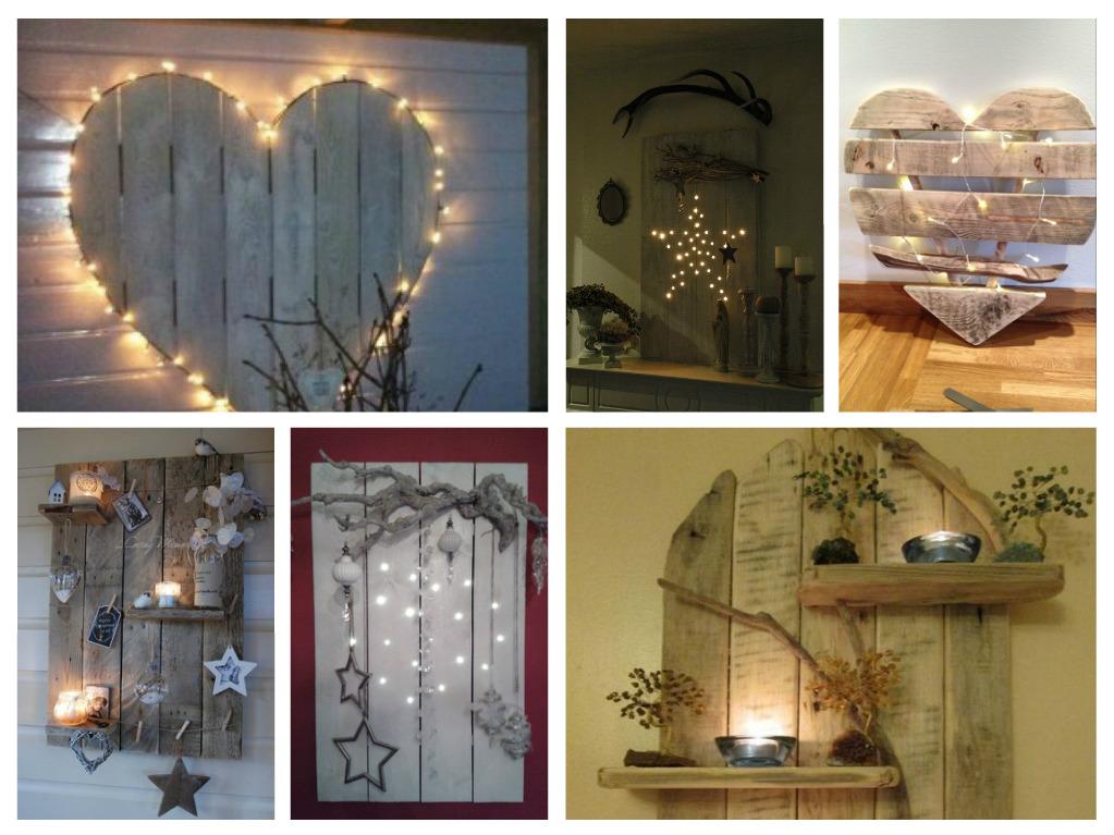 Βάλτε το σπίτι σας σε Χριστουγενιάτικη διάθεση με μια όμορφη διακοσμητική σανίδα φωτός ... 7 DIY ιδέες