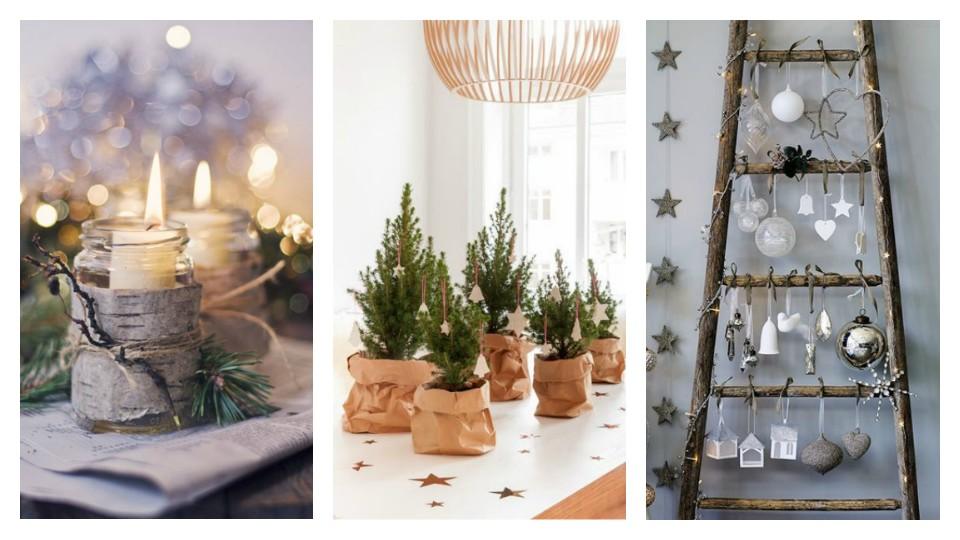 22 Μικρές σκανδιναβικές ιδέες σχεδιασμού για να επαναπροσδιορίσετε τα Χριστούγεννα