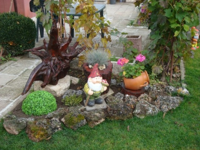ιδέες διακόσμησης κήπου33