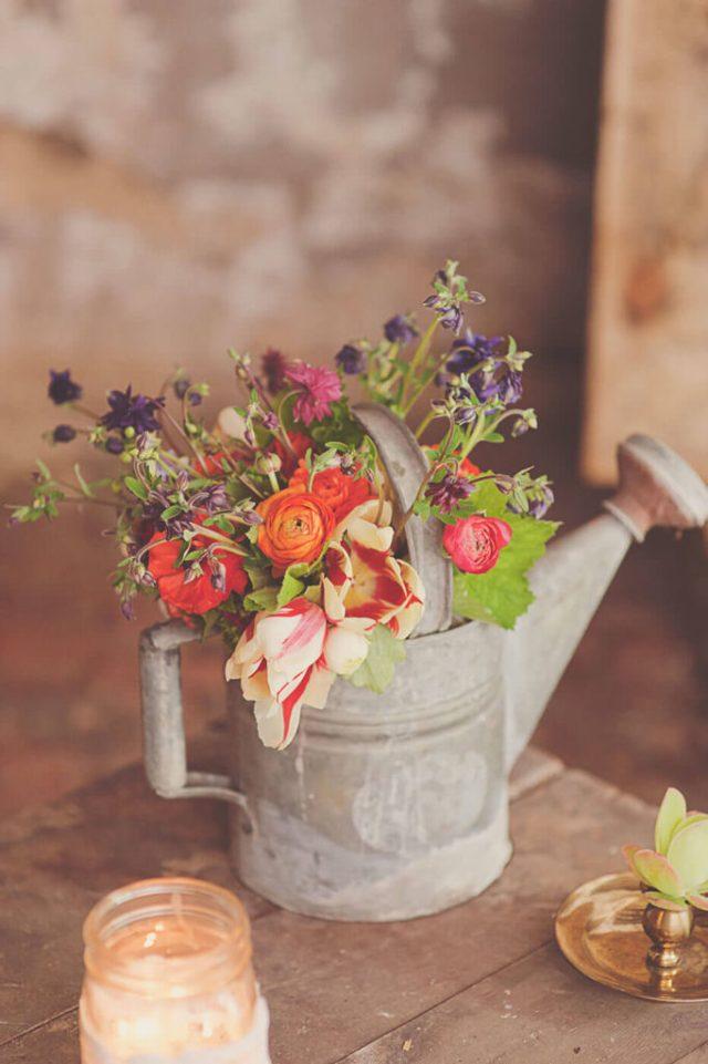 Vintage ιδέες διακόσμησης κήπου18