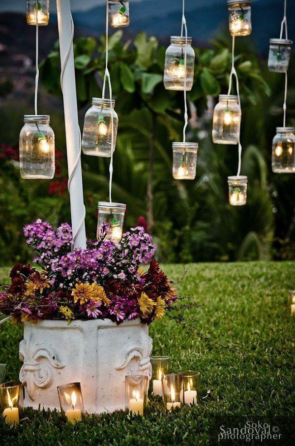 Vintage ιδέες διακόσμησης κήπου25