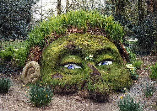 Ιδέες διακόσμησης κήπου23