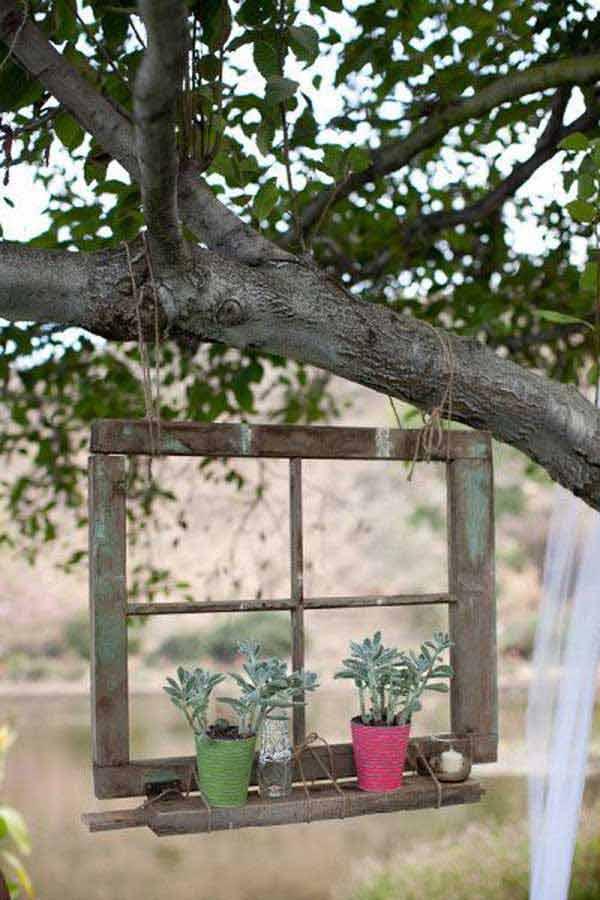 ιδέες στολισμού κήπου στο μποέμικο στυλ4