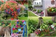 50 Λαμπρές ιδέες σχεδιασμού μπροστινού κήπου και αυλής που θα αγαπήσετε