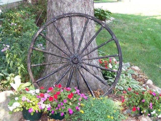 ιδέες σχεδιασμού μπροστινού κήπου και αυλής49