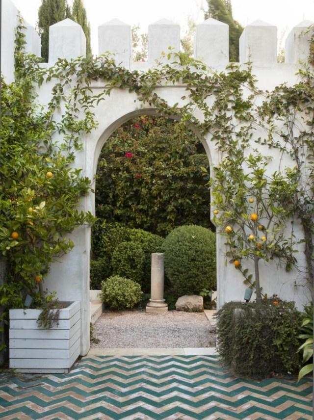 Μεσογειακός κήπος ιδέες5