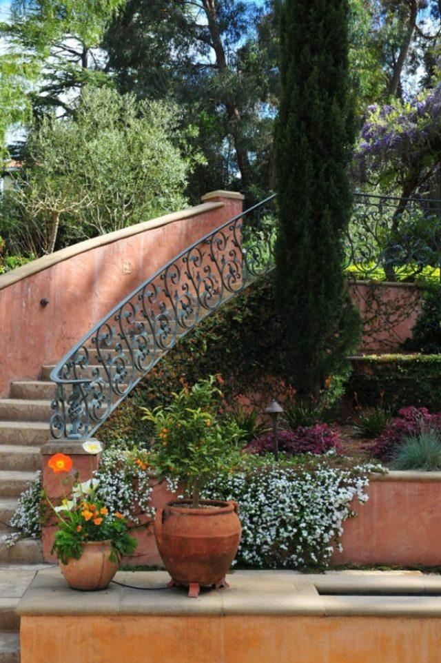 Μεσογειακός κήπος ιδέες50
