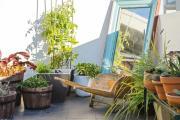 Καθρέφτης στον κήπο - έξυπνες ιδέες για να μεγαλώσει ο χώρος και να βελτιώσετε τη διακόσμηση
