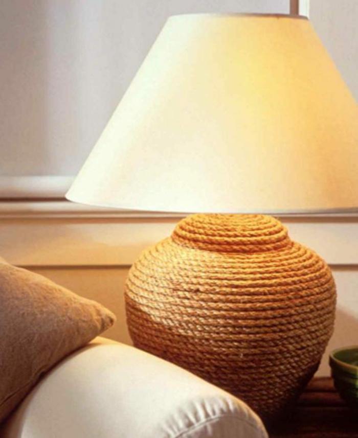 DIY ιδέες διακόσμησης από σχοινί42