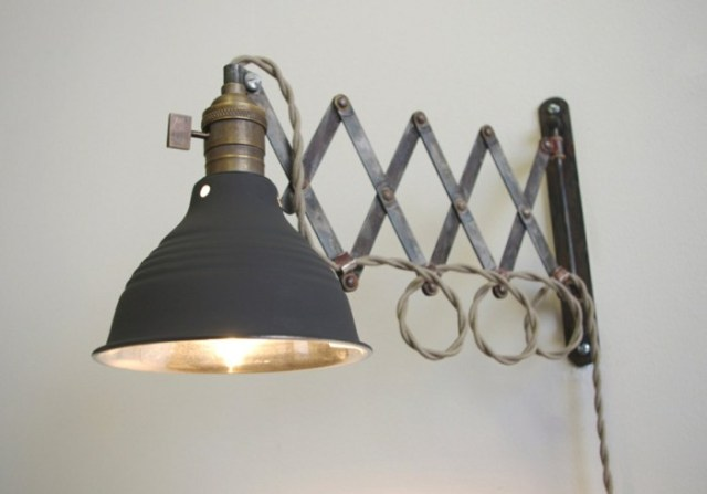 Accordion Wall Sconce both 1000 Images About Scissor Lamp On Pinterest Steam Punk - unifiedtek