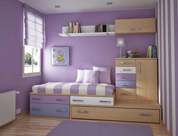 ιδέες χαμηλού προϋπολογισμού για παιδικά δωμάτια9