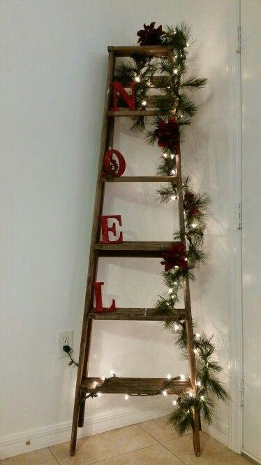Διακοσμήστε μια σκάλα για τα Χριστούγεννα24
