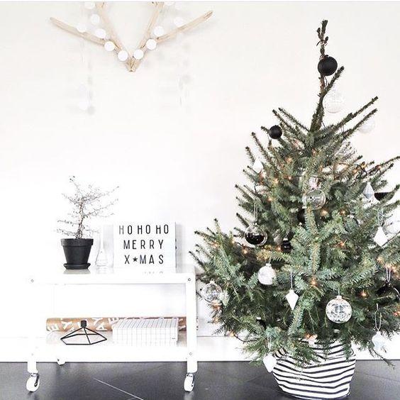 Σκανδιναβικό Χριστουγεννιάτικο δέντρο8