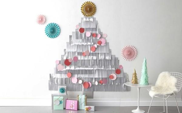 DIY χριστουγεννιάτικα δέντρα21