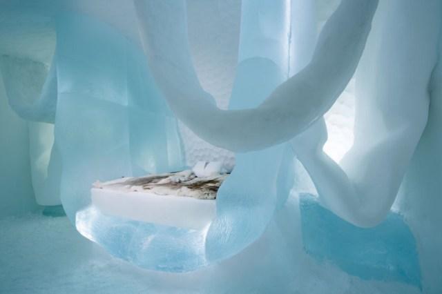 Το ξενοδοχείο του πάγου της Σουηδίας14