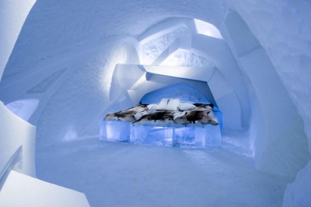 Το ξενοδοχείο του πάγου της Σουηδίας3