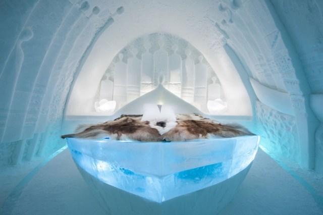 Το ξενοδοχείο του πάγου της Σουηδίας8