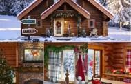 Ένα πραγματικό σπίτι του Άγιου Βασίλη που μπορείτε να αγοράσετε: περισσότερες από 30 φωτογραφίες και μια περιήγηση βίντεο