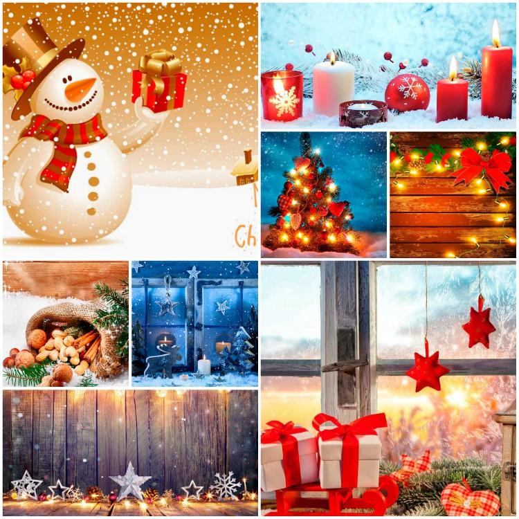 50 Υπέροχες Χριστουγεννιάτικες εικόνες για να στείλετε τις δικές σας ευχές