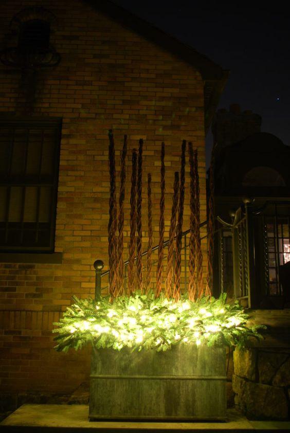 χειμωνιάτικος φωτισμός εξωτερικού χώρου14