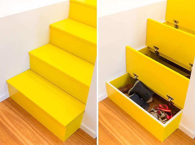 ιδέες αποθήκευσης για μικρούς χώρους13