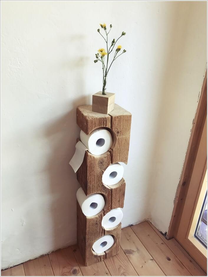 ιδέες κάθετης αποθήκευσης μπάνιου1