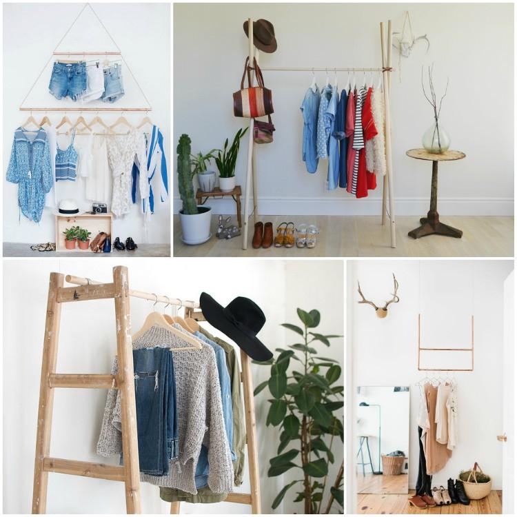 Έξυπνες και δημιουργικές ιδέες με κρεμάστρες ρούχων για τεμπέληδες
