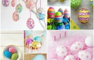 Πως να φτιάξετε διακοσμητικά αυγά από φελιζόλ για το Πάσχα - Δημιουργικές ιδέες για πολύχρωμη Πασχαλινή διακόσμηση