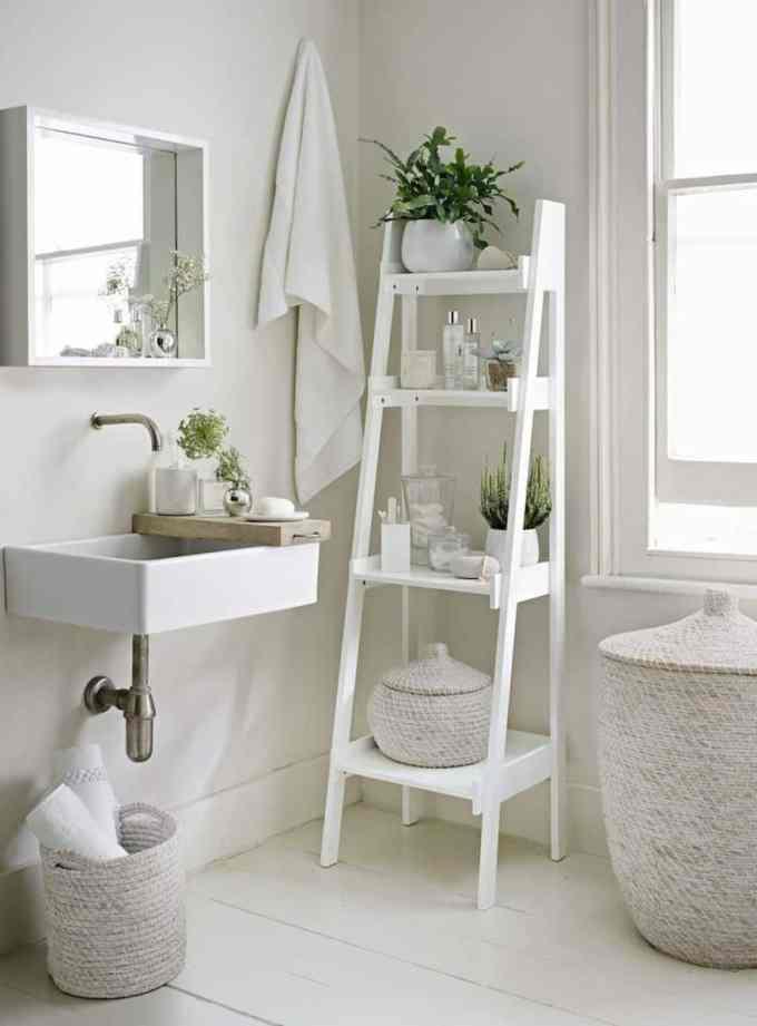 Ιδέες ραφιών με σκάλες12