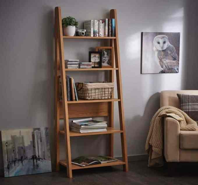 Ιδέες ραφιών με σκάλες20
