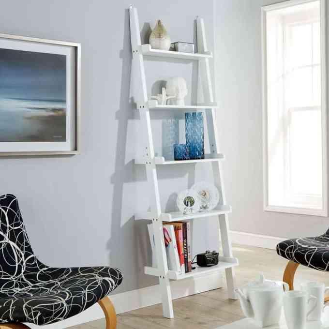Ιδέες ραφιών με σκάλες7