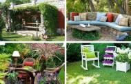 15 Σούπερ ιδέες για το σχεδιασμό του χώρου αναψυχής στον κήπο