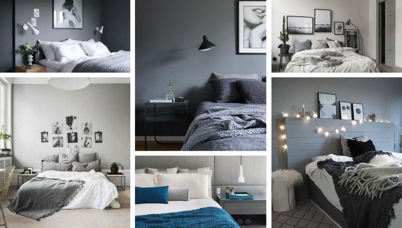 Πως να κάνετε ένα απίθανο γκρίζο υπνοδωμάτιο - 25 απλοί τρόποι