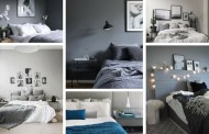 Πως να κάνετε ένα απίθανο γκρίζο υπνοδωμάτιο – 25 απλοί τρόποι