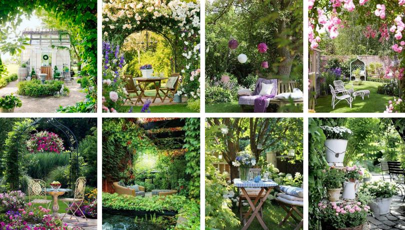 20 Φανταστικοί μυστικοί κήποι και ρομαντικές περιοχές