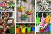50+ Φοβερές DIY Ανοιξιάτικες ιδέες διακόσμησης για την αυλή και τον κήπο σας