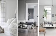 Χρώμα τοίχου ανοιχτό γκρι - μια ουδέτερη και μοντέρνα απόχρωση και πώς να τη χρησιμοποιήσετε σωστά στο σπίτι σας
