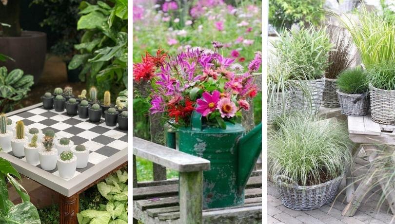 Μετατρέποντας τον κήπο σε σελίδα παραμυθιού - 65 Ιδέες για να φτιάξτε την δική σας ιστορία στην αυλή του σπιτιού σας