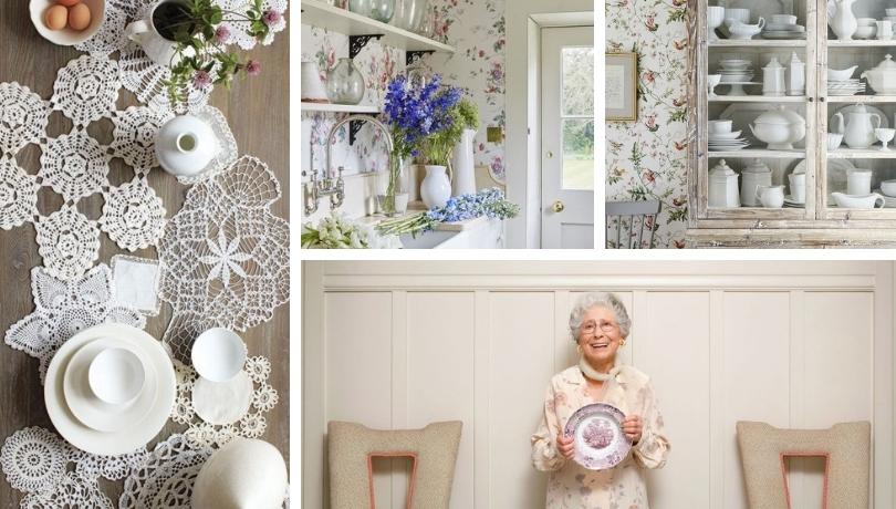 25 Υπέροχες Vintage ιδέες διακόσμησης για να αντιγράψετε από το σπίτι της γιαγιάς