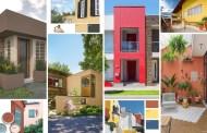 63 Ιδέες για εξωτερικά χρώματα προσόψεων που θα είναι μόδα το 2021