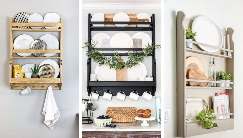 Deco trend 2021: ιδέες για το πώς να σχεδιάσετε ανοιχτά ράφια κουζίνας