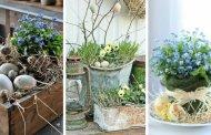 Οι φυσικές DIY διακοσμήσεις είναι από τις πιο όμορφες για το Πάσχα: Δημιουργήστε μία από αυτές τις εμπνεύσεις