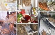 Δημιουργήστε μια ατμόσφαιρα διακοπών με μια αιώρα στον κήπο την αυλή το μπαλκόνι και τη βεράντα