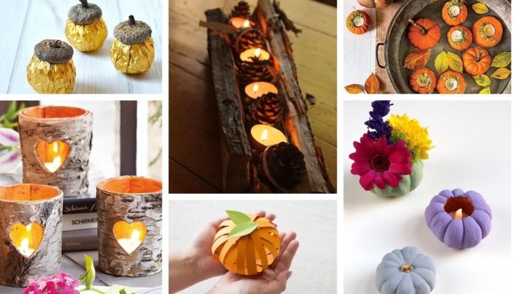 46 DIY Φθινοπωρινές διακοσμήσεις που θα φτιάξετε μόνοι σας, για μια cocooning πινελιά στο εσωτερικό σας