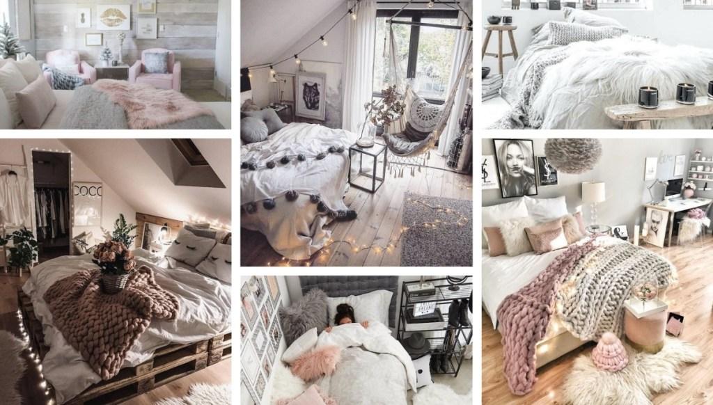 Συμβουλές διακόσμησης για να δημιουργήσετε μια ζεστή φωλιά υπνοδωμάτιο για το χειμώνα χωρίς να ξοδέψετε πολλά χρήματα