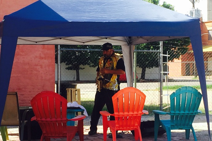 Local musician Stanley Johnson_6532741084946451420